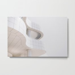 Richard Meier | Getty Center II Metal Print