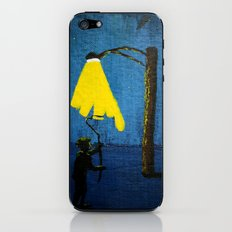 Painting the street lights iPhone & iPod Skin