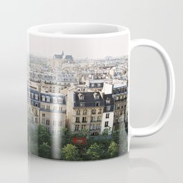 Paris landscape Coffee Mug
