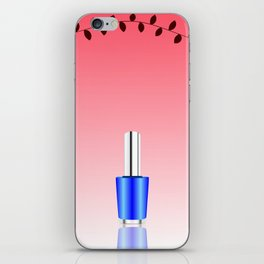 Nail polish iPhone Skin