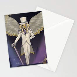 The Masked Gentleman Stationery Cards