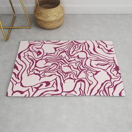 Cabbage Core Rug