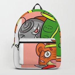 Bomber Backpack