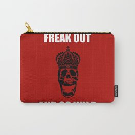 Freak Out And Go Wild Carry-All Pouch