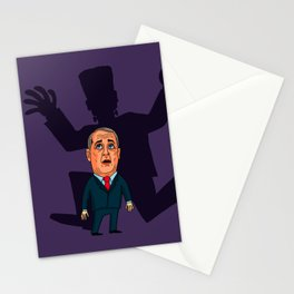 The GOP loses control of its Frankenstein monster Stationery Cards