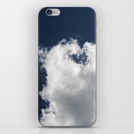Clouds. iPhone Skin