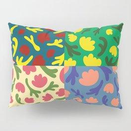 Floral 4 Pillow Sham