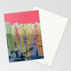 Fragmented Worlds II IV Stationery Cards