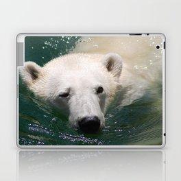 Polar bear's delight Laptop & iPad Skin