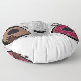 J Dilnuts Floor Pillow