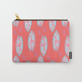 I am on surfing mood // collection // surface pattern design Carry-All Pouch