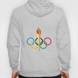 Olympic Rings Hoody