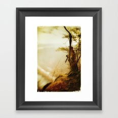 The Way It Is Framed Art Print