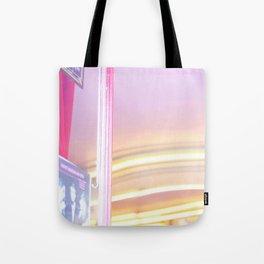 Pink in Paris 02 Tote Bag