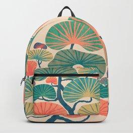 Japan garden Backpack