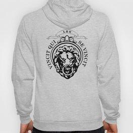 The Lion Conqueror  Hoody