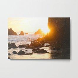 El Matador Sunset Metal Print