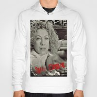 river song Hoodies featuring River Song; Hello Sweetie. by Art Corner
