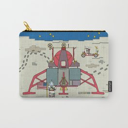 Moon Lem 1969 Carry-All Pouch