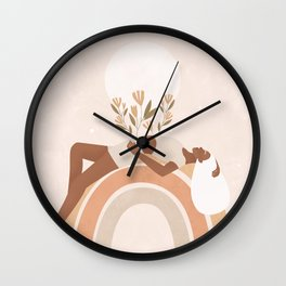 If you get tired learn to rest, not to quit Wall Clock