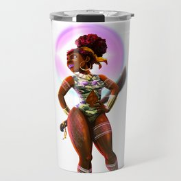WonderFull Woman Travel Mug