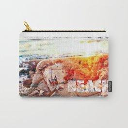 Beach Bulls Carry-All Pouch