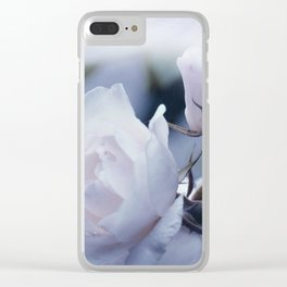 dreaming of lost times Clear iPhone Case
