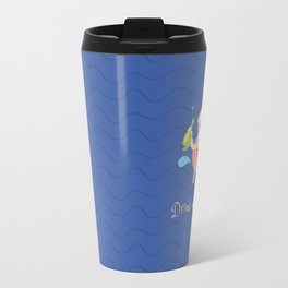 Day 04/25 Advent - Drink & be merry Travel Mug