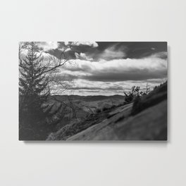 View off of Crane Mtn. Metal Print