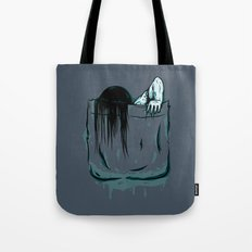 Pocket Samara Tote Bag