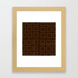 CARREAUX Framed Art Print
