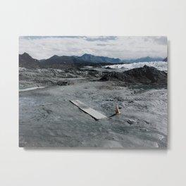 Matanuska Glacier Trailhead, AK Metal Print