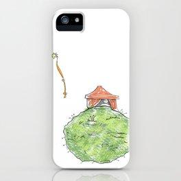 Planetas iPhone Case