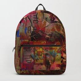 A wonderful world Backpack