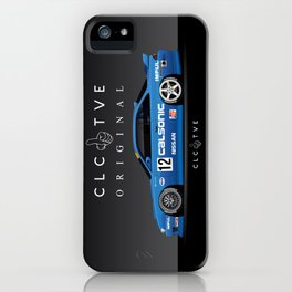 Calsonic S14 iPhone Case