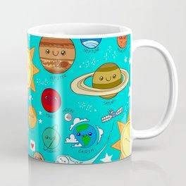 Planet party Coffee Mug