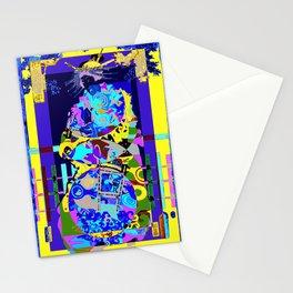 kunisada new Stationery Cards