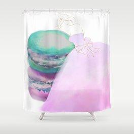 PastelDream Shower Curtain