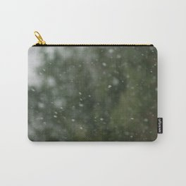 Pine in the Snow Carry-All Pouch