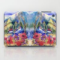 africa iPad Cases featuring Africa by CrismanArt