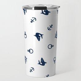 SharkSplosion Travel Mug