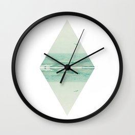 Parallel Waves Wall Clock