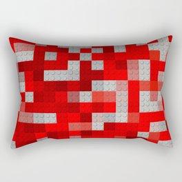 Building Bricks Rectangular Pillow