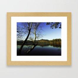 Chocorua Lake Framed Art Print