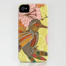 Emilia iPhone (4, 4s) Slim Case