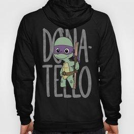 TMNT: Donatello (Cute & Dangerous) Hoody