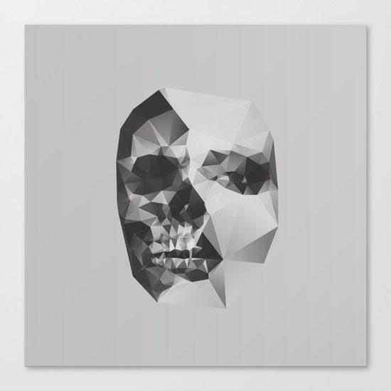 Life & Death. Canvas Print