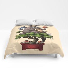Forest Guardian Bonsai  Comforters