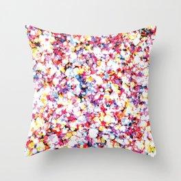 *SPLASH_COMPOSITION_9 Throw Pillow