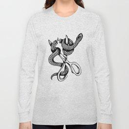 Snip or Die Long Sleeve T-shirt